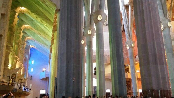 Wonderful Sagrada  Familia