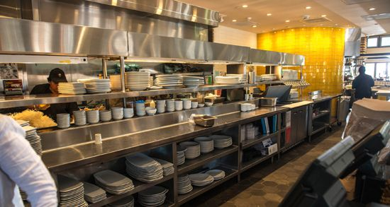 California pizza kitchen foodservice design equipment and installation provided by trimark robertclark