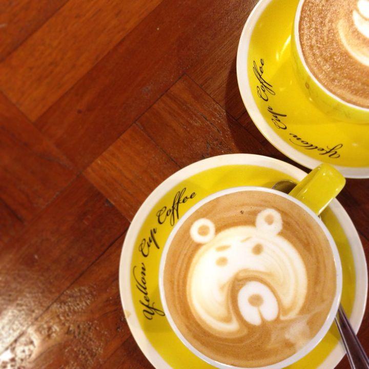 Yellow Cup Coffee Yellow Cups Coffee Roasting Standard Coffee