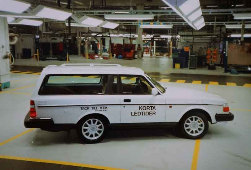 20 Years Ago - A Short History of the Volvo 240 | Volvo 240, Volvo