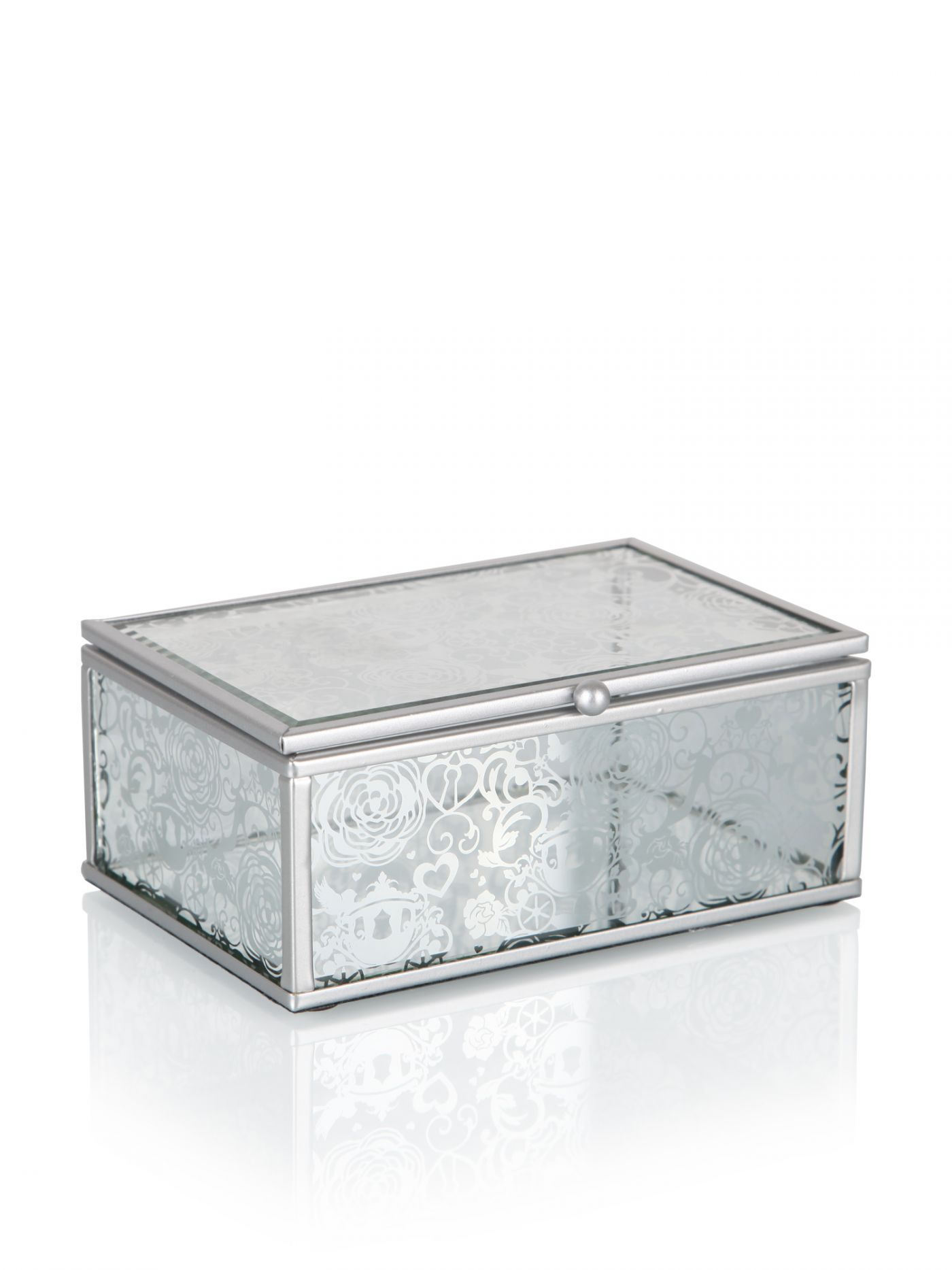 Clinton's wedding keepsake box