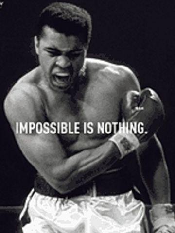 Muhammad Ali... timeline.