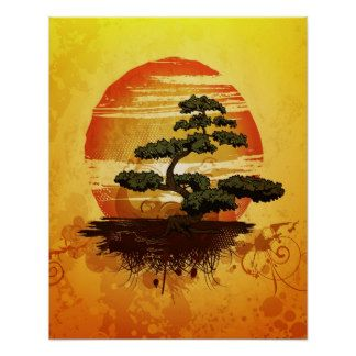 Bonsai Boom Cadeaus – T-Shirts Kunst Posters & andere Cadeau ...
