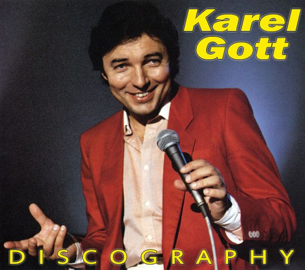 """Karel Gott - """"Zit stokrát"""", czech version of """"Theater"""", the german entry for the Eurovision Song Contest 1980 by Katja Ebstein"""