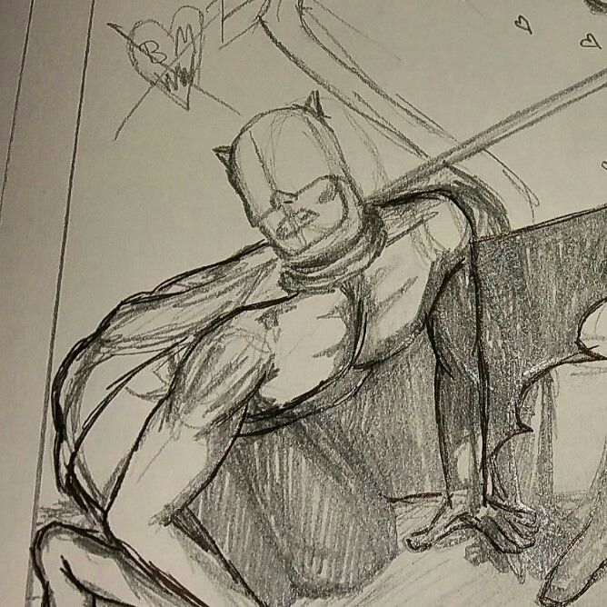 Working on a new canvas. #wip #love #batman #contemporaryart #anthonymoman #art #artecontemporanea