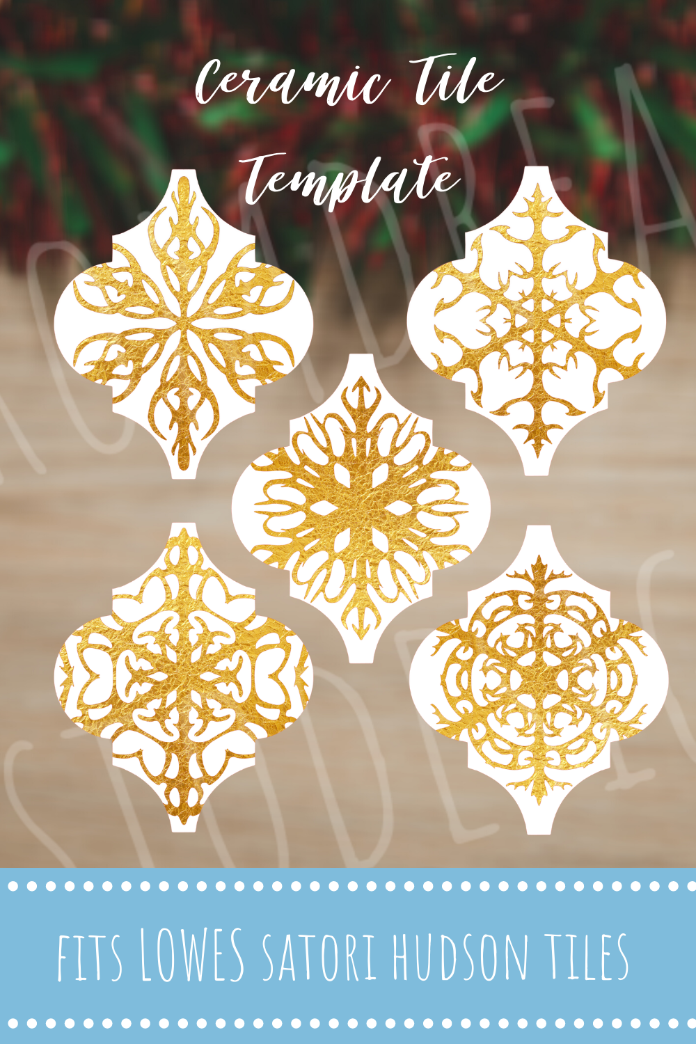 Lowes Tile Ornament Template Svg Lowes Ornament Svg Etsy Christmas Vinyl Projects Ceramic Tile Crafts Painted Christmas Ornaments