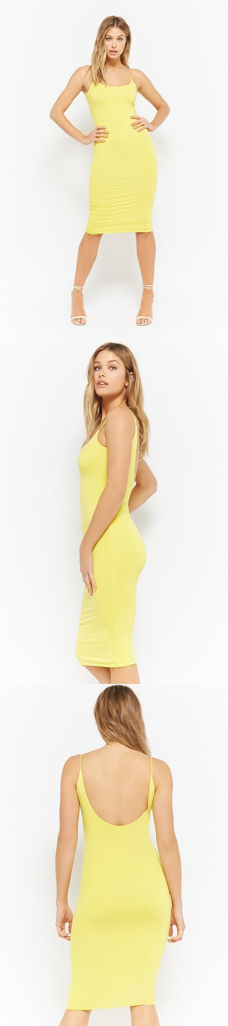Bodycon cami dress usd forever new forever