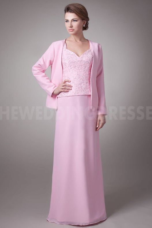 Strapless Classic Mother Of Bride Dresses - Order Link: http://www ...