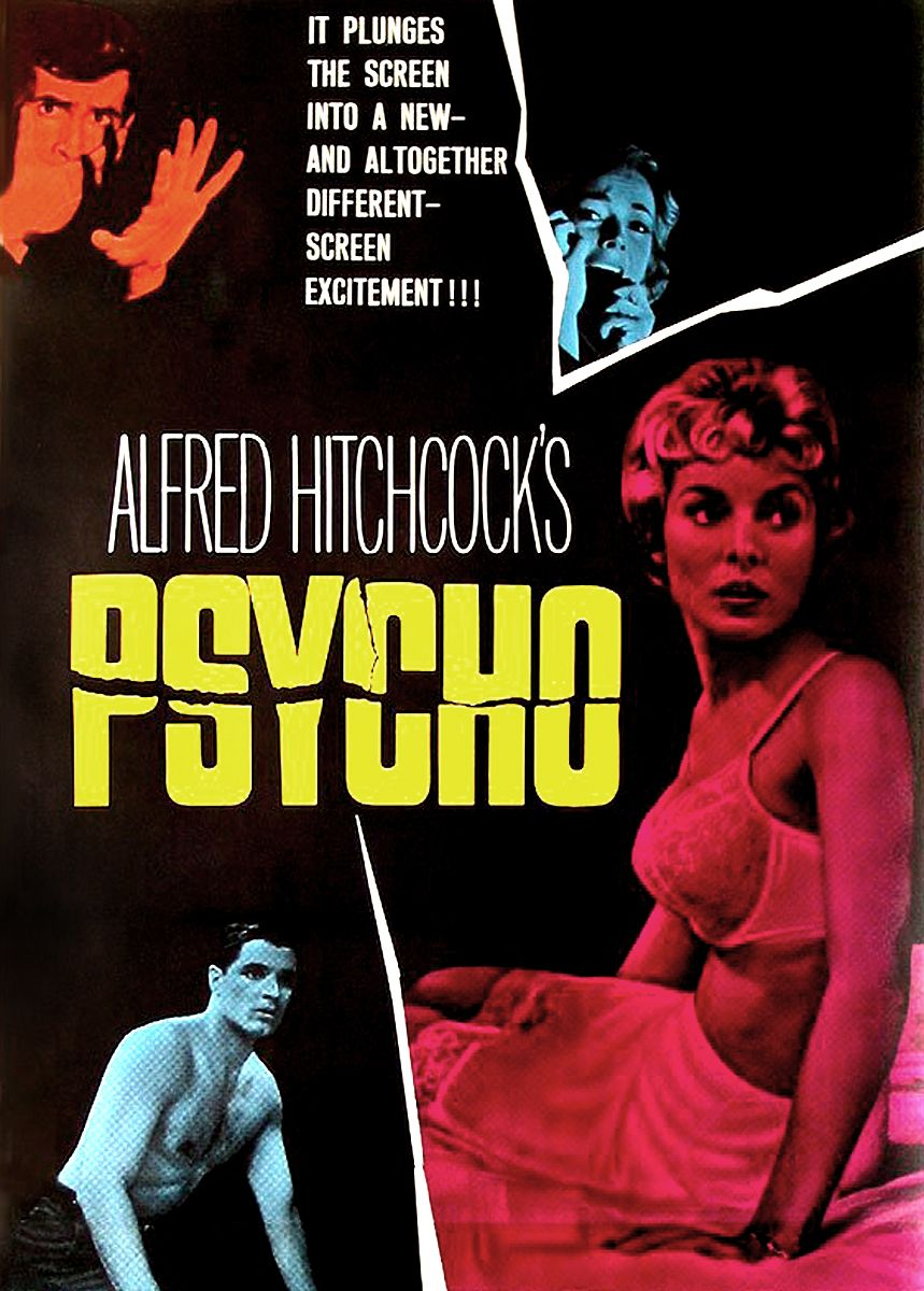 Psycho   Horror   Pinterest