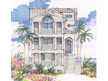 plan 041h 0123 find unique house plans home plans and floor plans at - Beach House Drawings