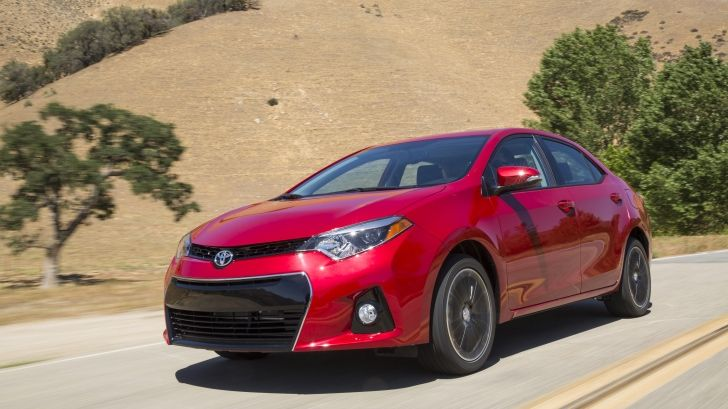 2014 Toyota Corolla Enters Production in North America