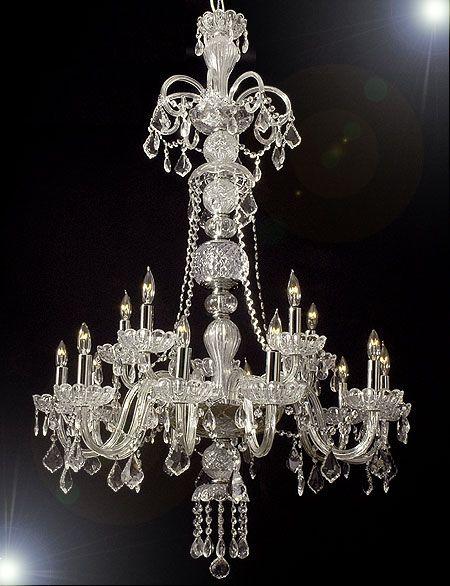 Murano Venetian Style Trimmed CHANDELIER Chandeliers, Crystal Chandelier, Crystal Chandeliers, Lighting