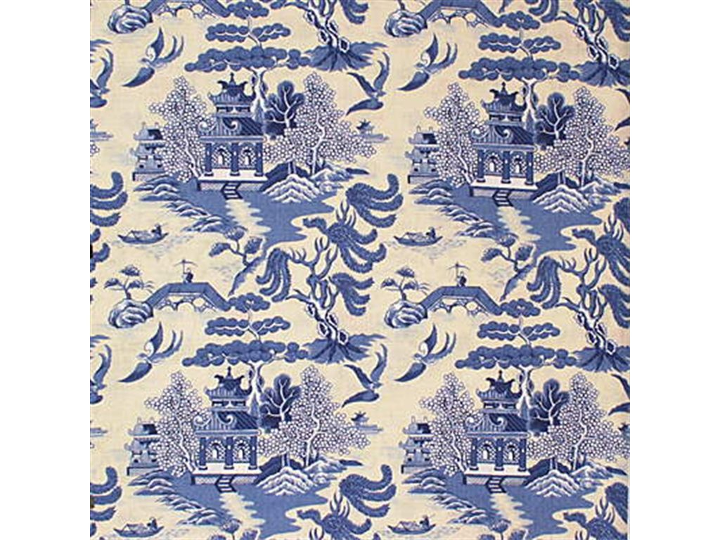 Blue Willow Fabric Lee Jofa Pattern On 2004031 51