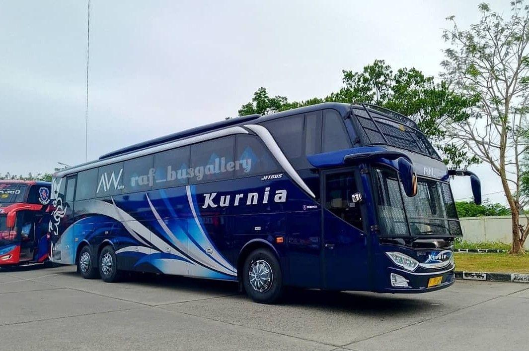 Kurnia Indonesia Luxury Bus Bus Busses