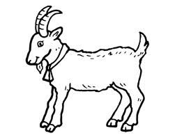 three billy goat gruff coloring pages | the three billy goats gruff colouring pages - Google ...