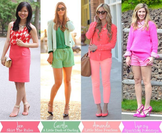 Little Miss Fearless: Four Ways to Wear: Head-to-Toe Monochrome