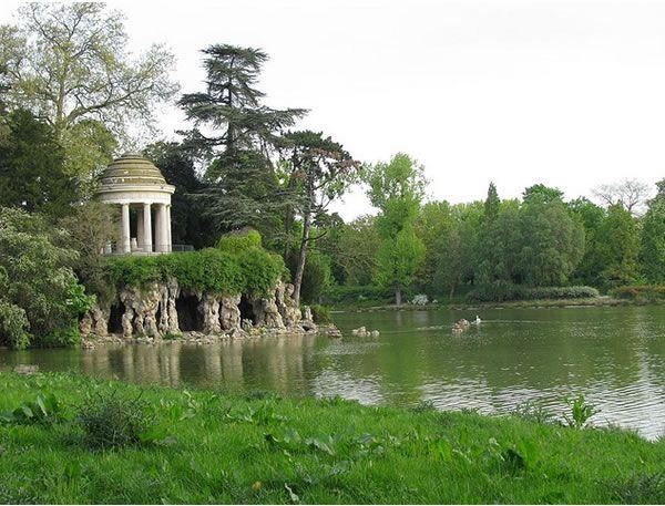 Bois De Vincennes With Images Paris Place Island Lake France