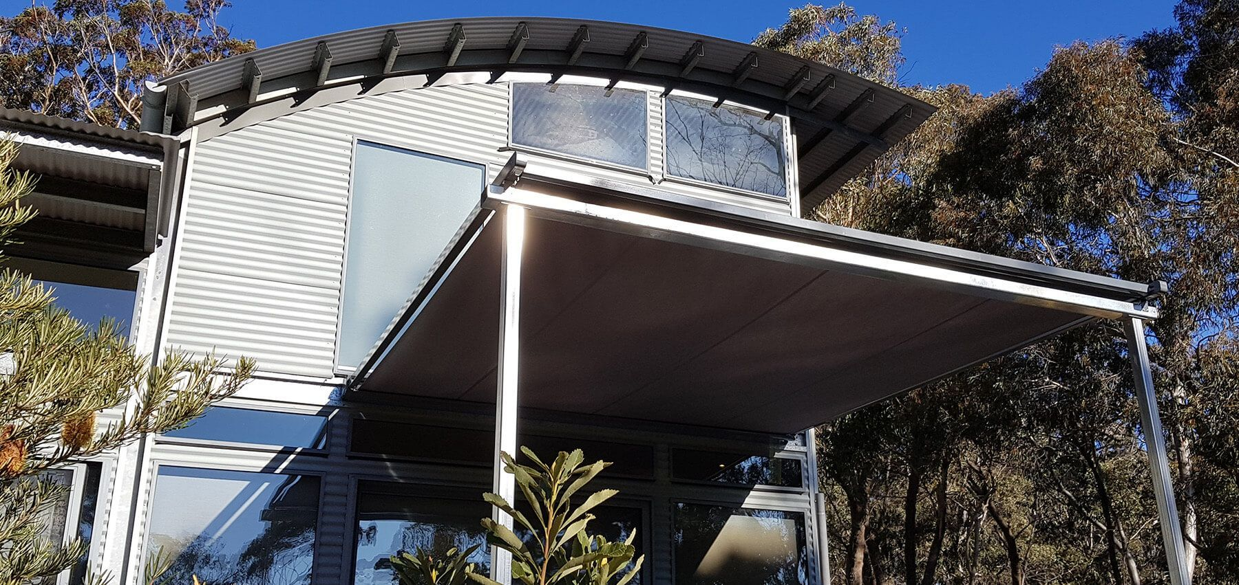 Eureka Conservatory Awnings The Eureka Conservatory Awning Is A Temporary Roof Style Awning Especially In 2020 Outdoor Awnings Backyard Renovations Outdoor Shade