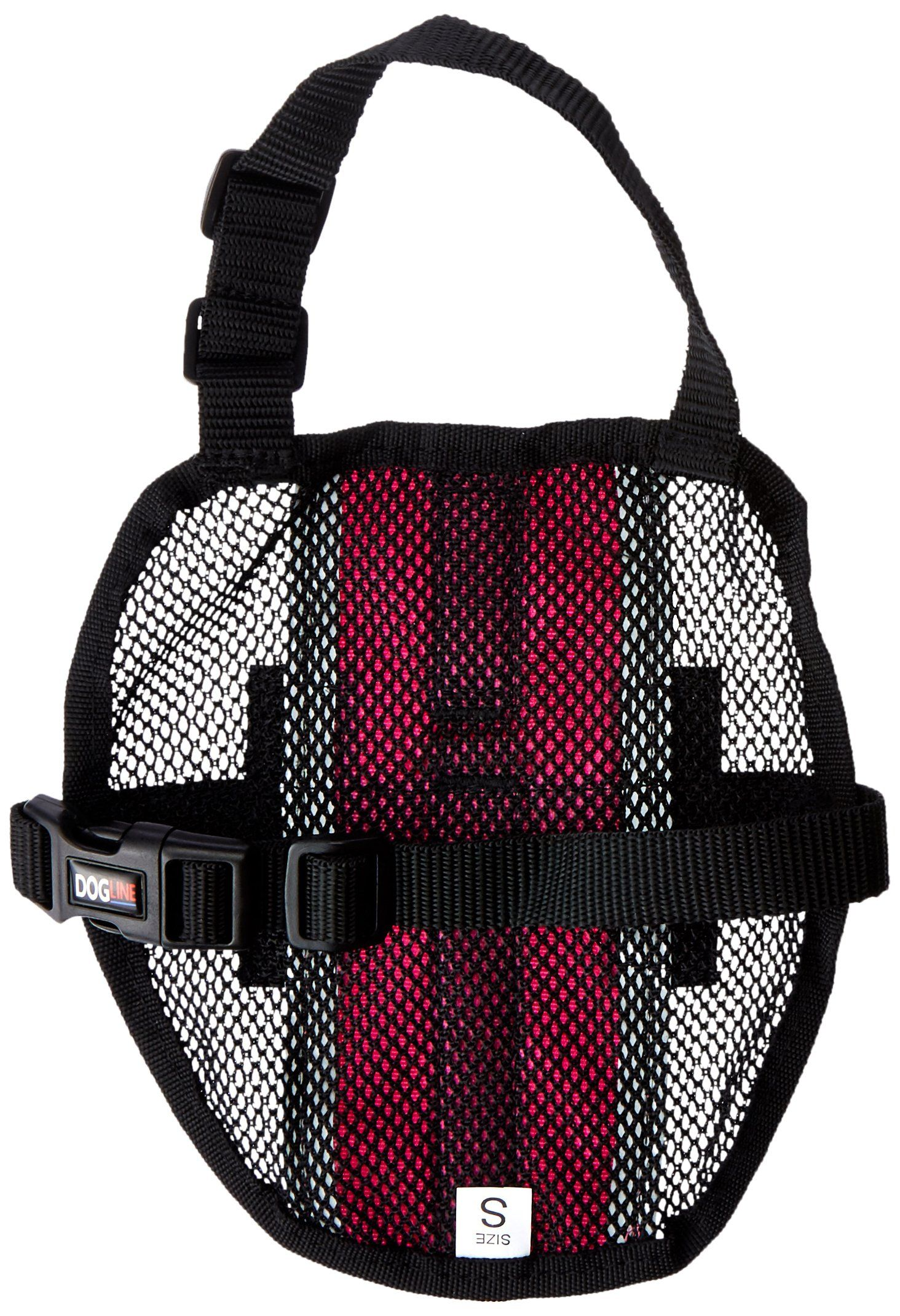 Dogline Maxaire Multipurpose Mesh Vest For Dogs And 2 Removable