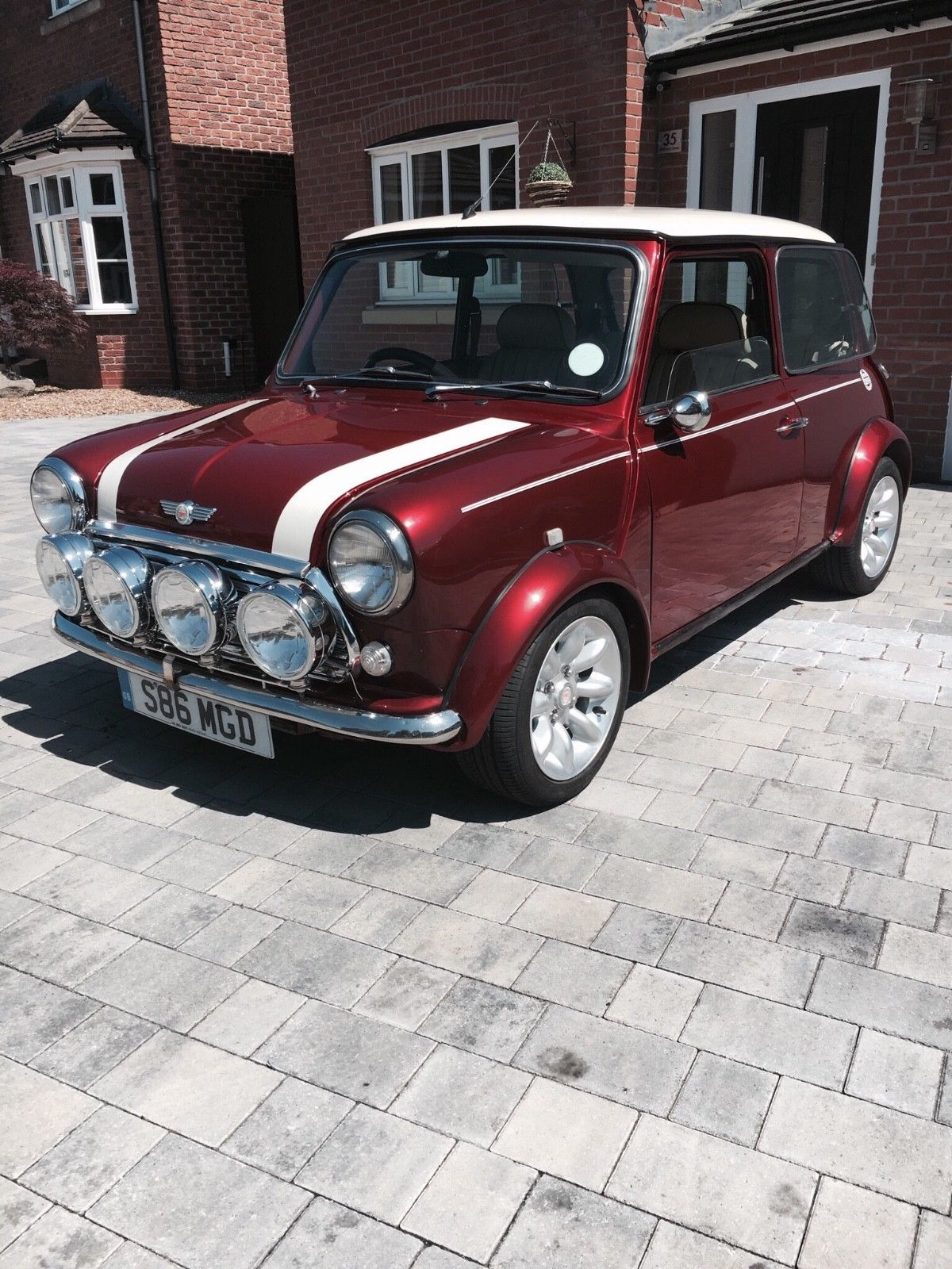 Ebay Rover Mini Cooper 13 63k Full History Long Motcompletely