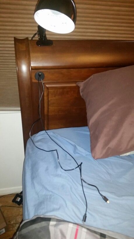 usb charging port in headboard bedroom pinterest bedrooms