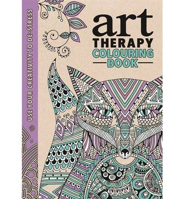 Readers can start to relax with this sophisticated anti-stress ...