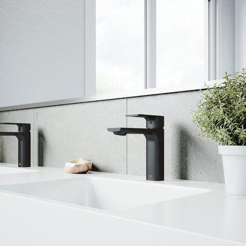 Photo of Davidson Single Hole Bathroom Faucet