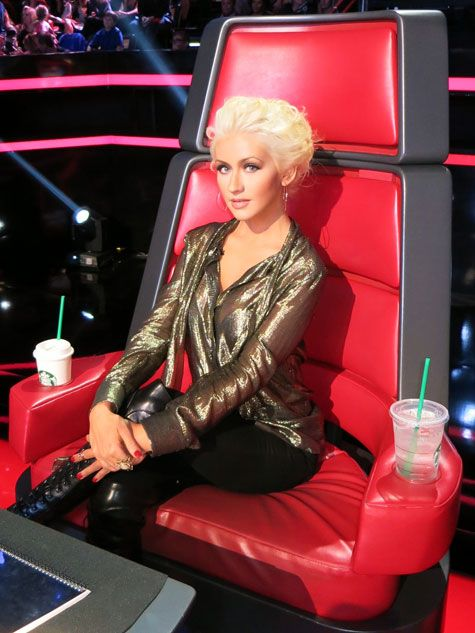 GET THE LOOK - VOICE SHOW LAST NIGHT | Beauty | Christina ...