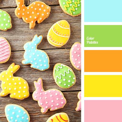 Color Palette #3296 | All Color Palette | Easter colors ...