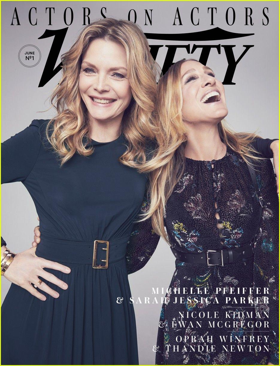Nicole Kidman & Ewan McGregor Pair Up For Variety's Actors on Actors Issue