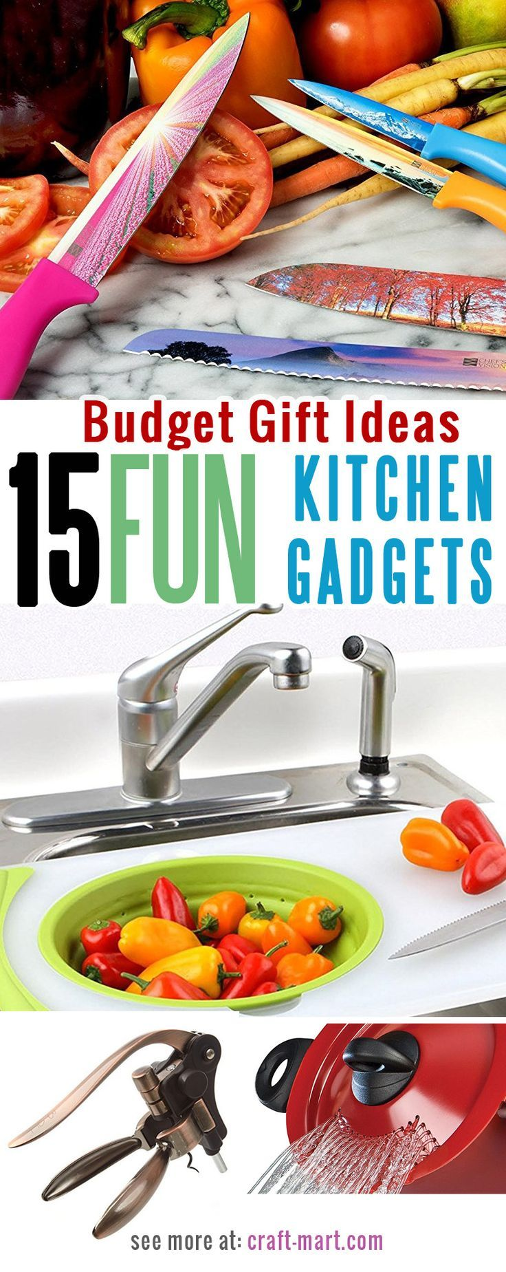 15 awesome kitchen gadgets gift ideas for any occasion cool kitchen gadgets kitchen gadgets on kitchen organization gadgets id=54954