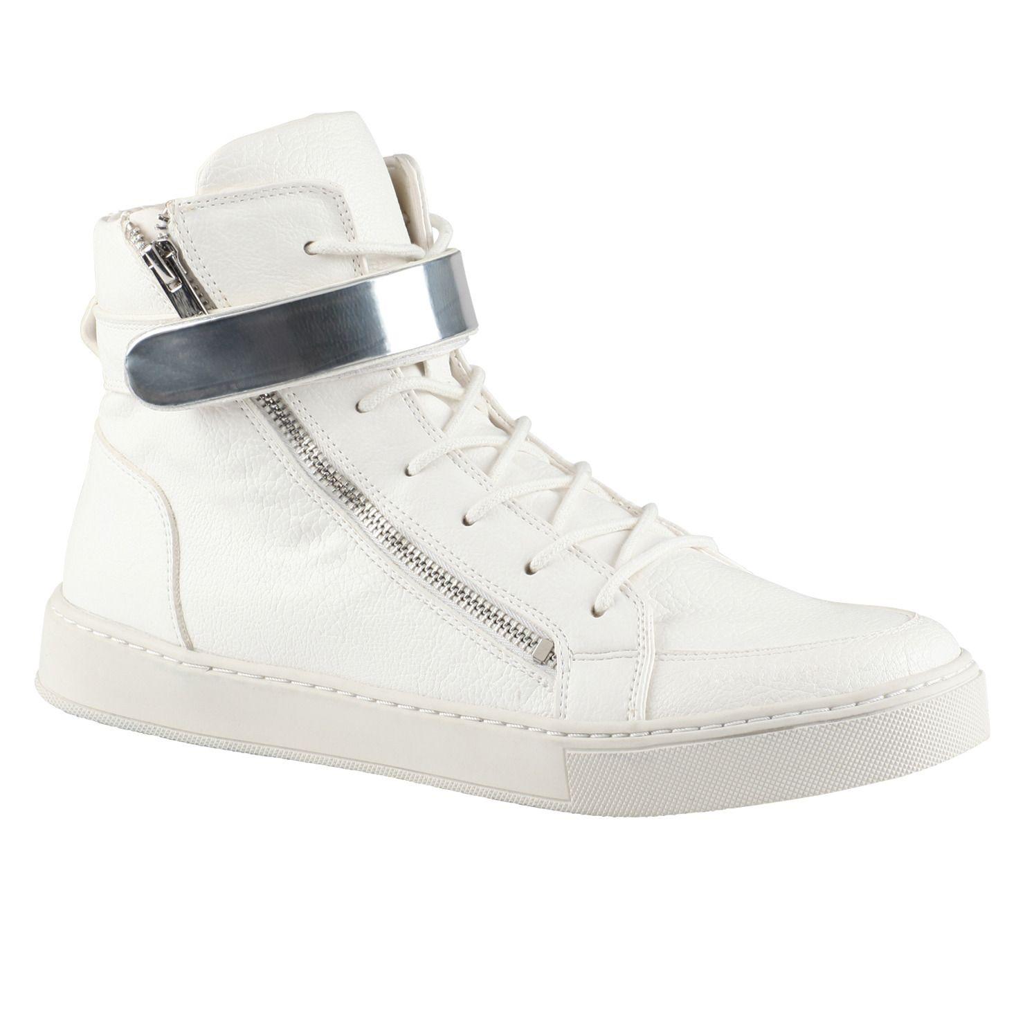 aldo shoes men high top with straps