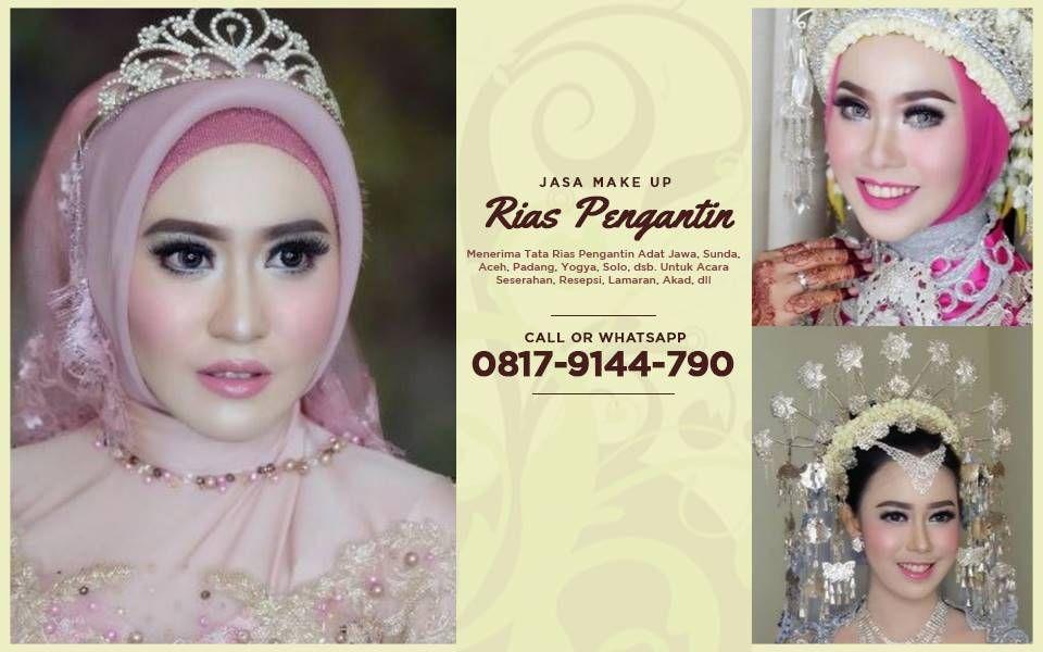 Paket Rias Pengantin Make Up Pernikahan