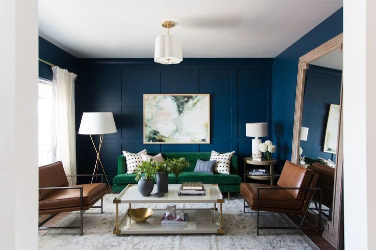 15 Sexy Green Sofas under $1,000 | Studio mcgee, Sitting rooms and ...