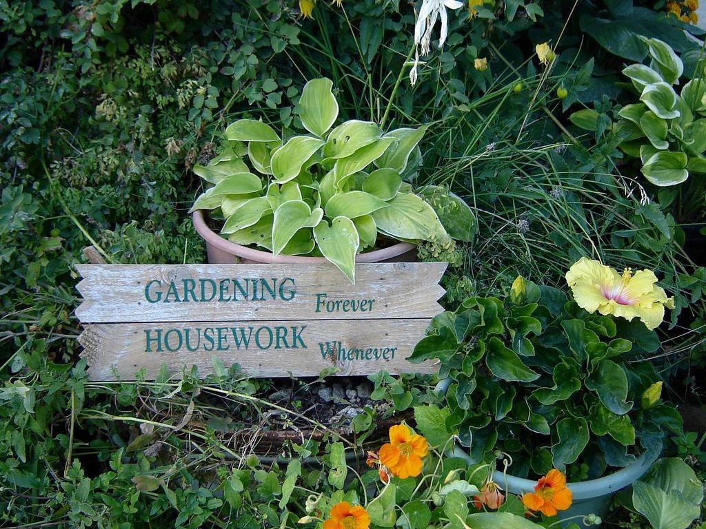 Funny Gardening Quotes Garden Quotes....Bartlett