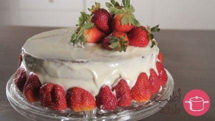 Khulood Olaqi خلود عولقي On Instagram كيكة الليمون بمربى التوت الأزرق Lemon Blueberry Jam Cake Ingredients 1 Cup Yogurt 1 2 Cup Food Breakfast Cake