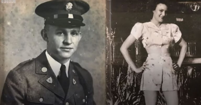 WWII Vet Discovers Wartime 1st Love Is Still Alive & Their