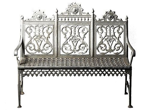 Diy How To Restore A Cast Iron And Wood Garden Bench With Images