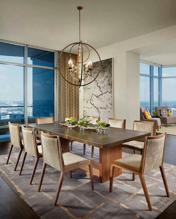 Comedor Contemporary Dining Room Design
