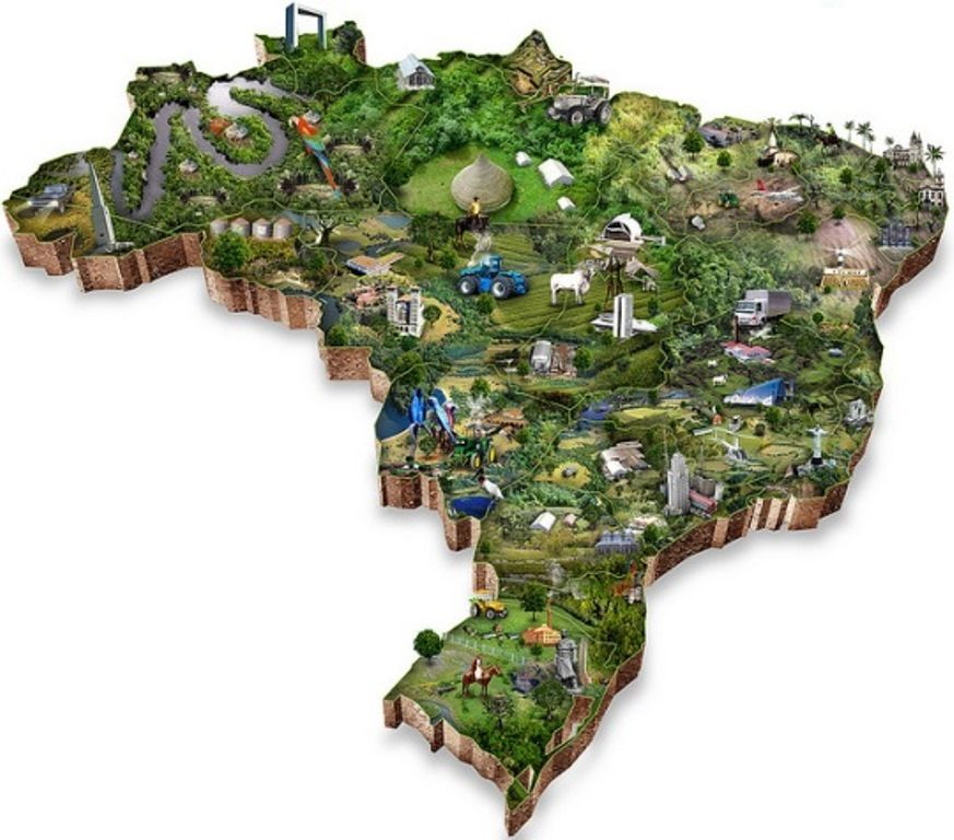 Where to go in Brazil? Itinerary suggestions
