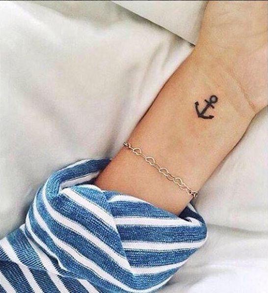 Girly Cute Little Tattoos On Wrist