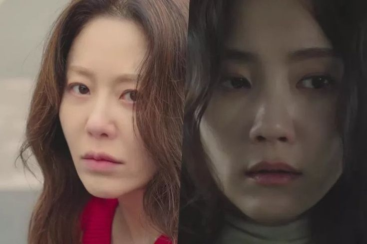 Watch: Go Hyun Jung And Shin Hyun Been Are Fearful Of One Another In Teasers For Upcoming JTBC Drama