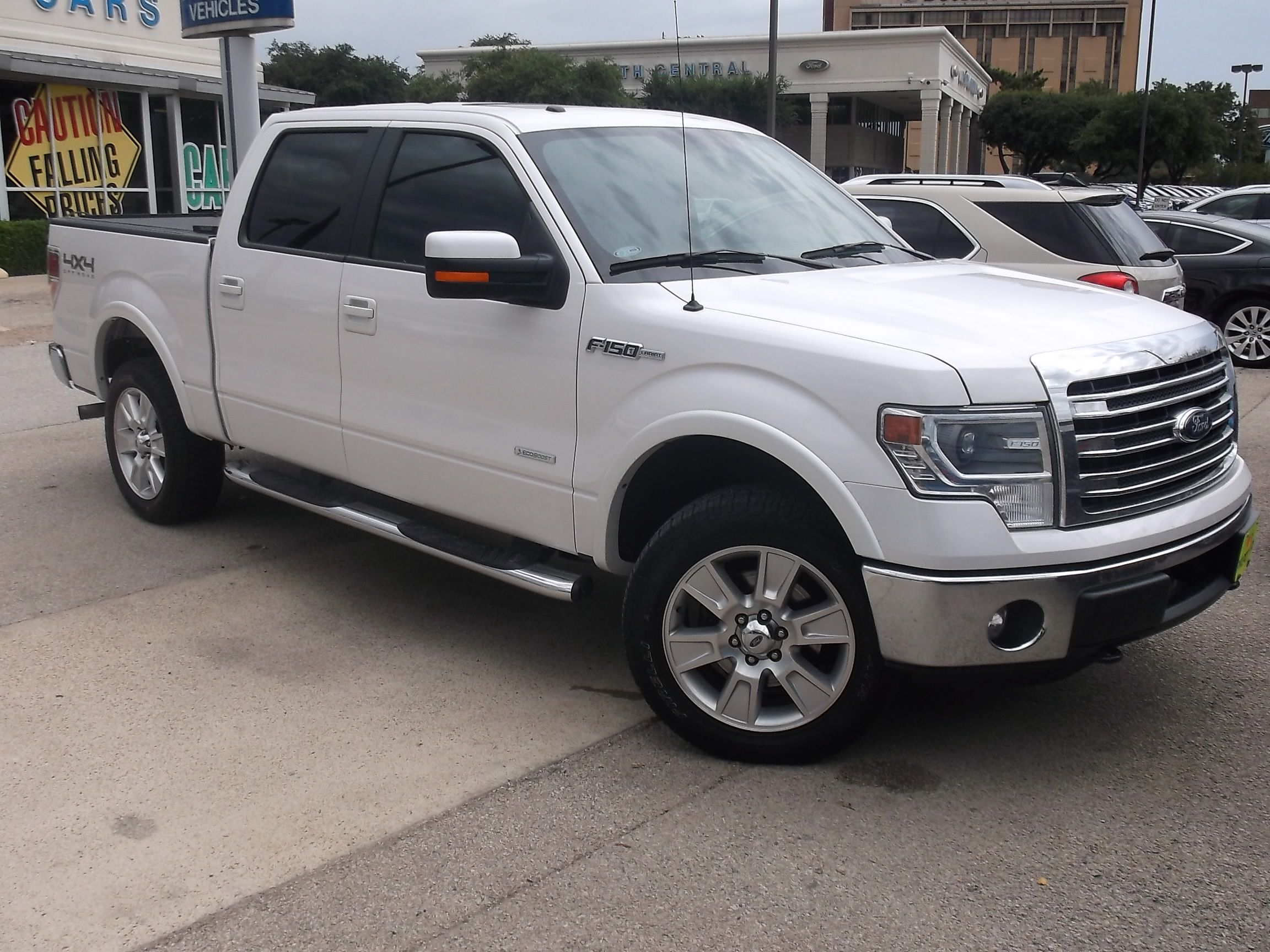 Pre Owned 2013 Ford F 150 Lariat Forsale Richardson Tx