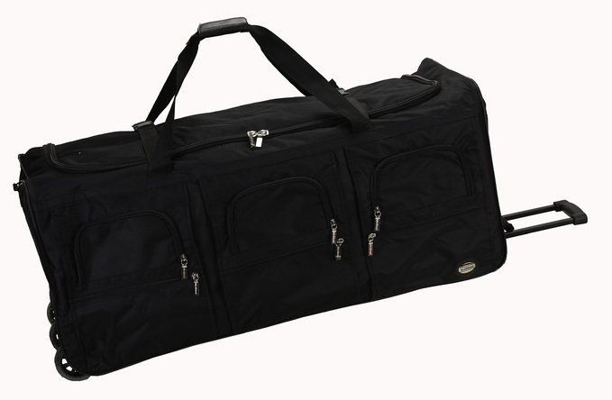 ef253e8c4e Design Features Material Price I was looking for a Kayak bag. I read some Rockland  Luggage 40-inch Rolling Duffel Reviews on Amazon and decided to get it.