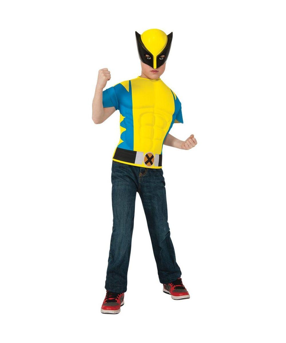 Muscle Shirt Child Costume