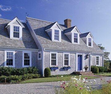 Quintessential Home Design Period Style . Cape Cod ...