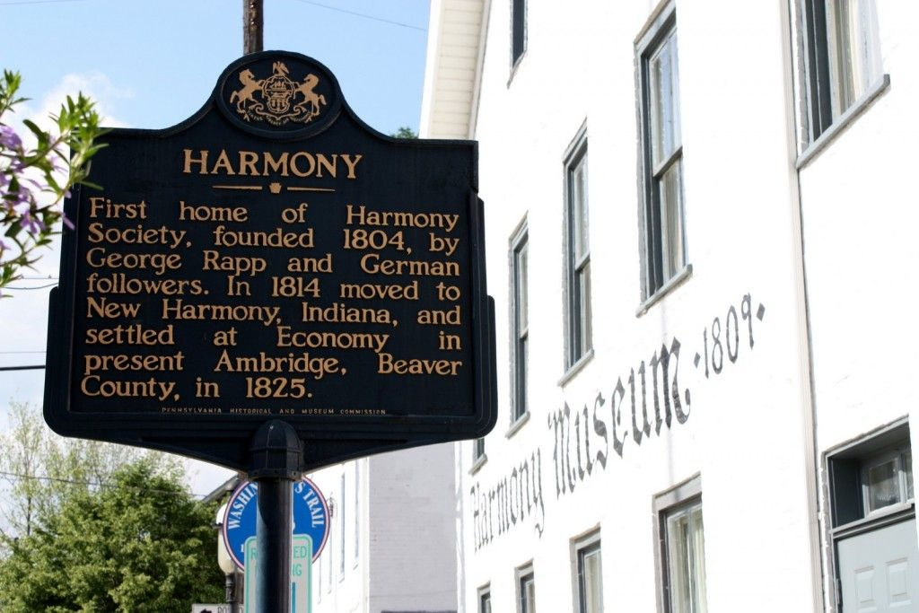 Harmony Borough Visit Butler County Pennsylvania! (With