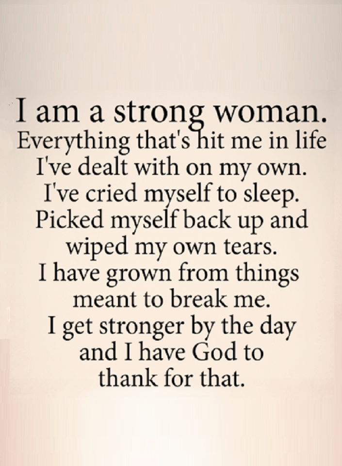 Quotes A Strong Woman Is The One Picks Herself Back Up Again Wipes