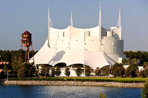 Cirque du Soleil · La Nouba tent in Disney Orlando Florida & La Nouba tent in Disney Orlando Florida | Cirque du Soleil ...