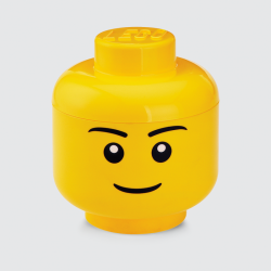 Lego Storage Head L Boy Lego Storage Lego Storage Brick Lego